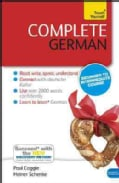 Teach Yourself Complete German: Beginner to Intermediate
