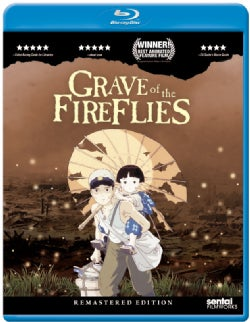Grave of the Fireflies (Blu-ray Disc)