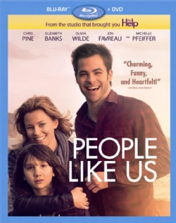 People Like Us (Blu-ray Disc)