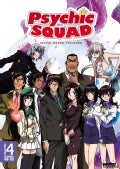 Psychic Squad: Collection 4 (DVD)