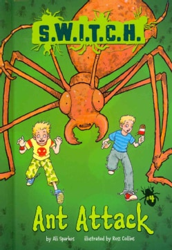 Ant Attack (Hardcover)