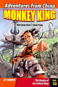 Monkey King 10: The Realm of the Infant King (Paperback)