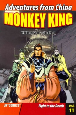 Monkey King 11: Fight to the Death (Paperback)