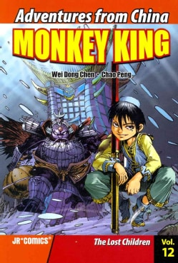 Monkey King 12: The Lost Children (Paperback)