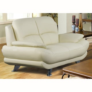 Alice Ivory  Loveseat