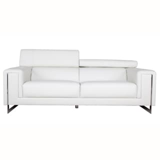 Carter Bonded Leather Sofa