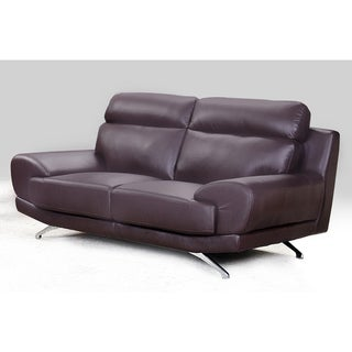 Mason Chocolate Loveseat