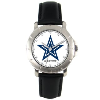 Men's Stainless Steel Dallas Cowboys Players Watch