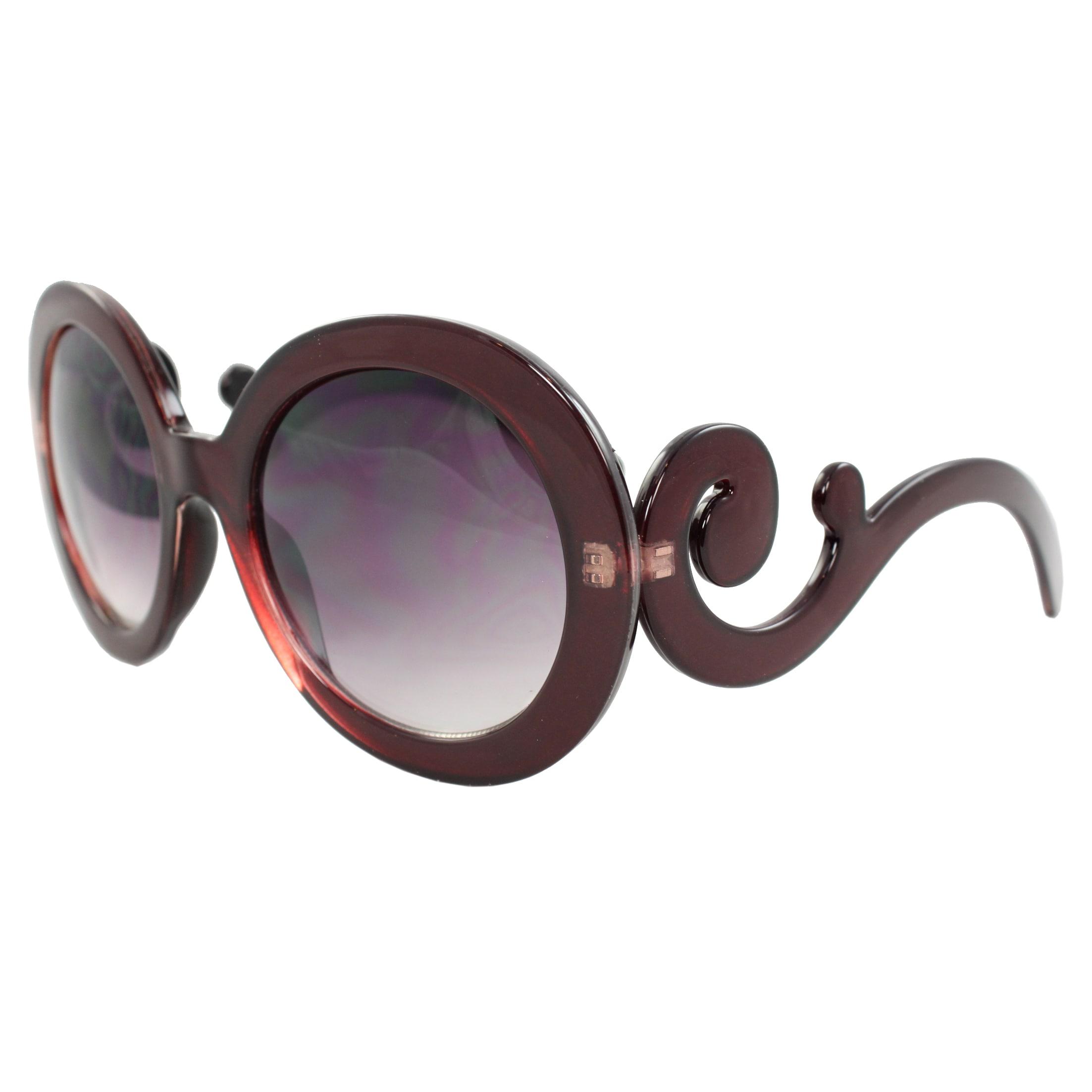 Women's Brown Fashion Sunglasses
