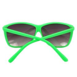 Women's Green Square Fashion Sunglasses
