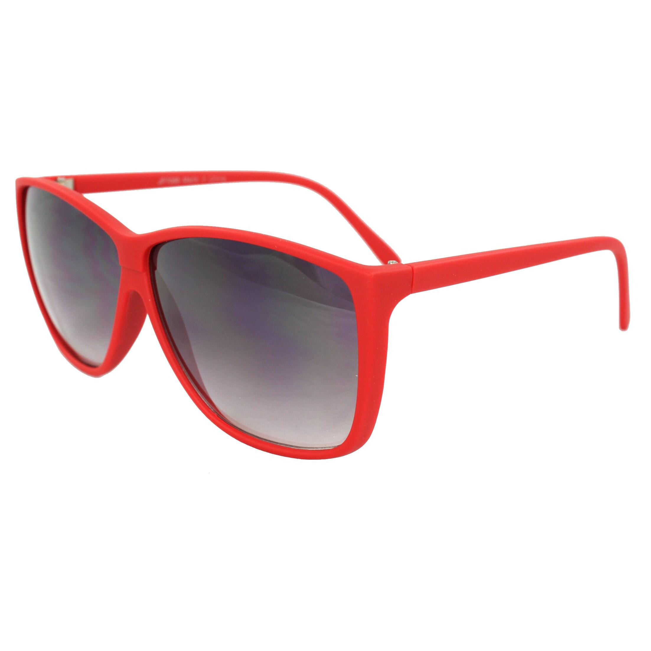 Women's Red Square Fashion Sunglasses