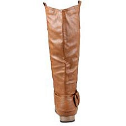 Wild Diva by Beston Women's 'Tosca-29' Knee High Boots