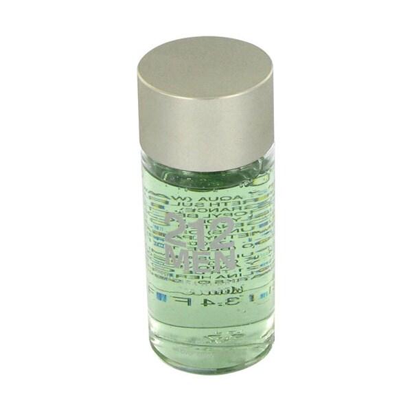 Carolina Hererra '212' Men's 3.4-ounce Shower Gel (Unboxed)