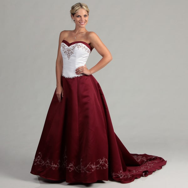 Eden Bridals Women's Bridal Dress
