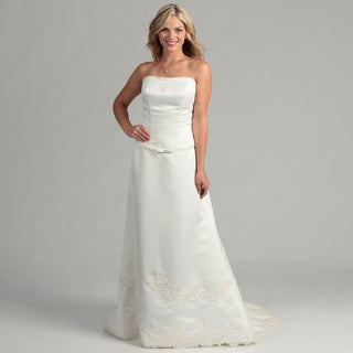 Eden Bridals Women's ED-2180 Bridal Dress