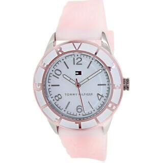 Tommy Hilfiger Women's 1781185 Pink Watch