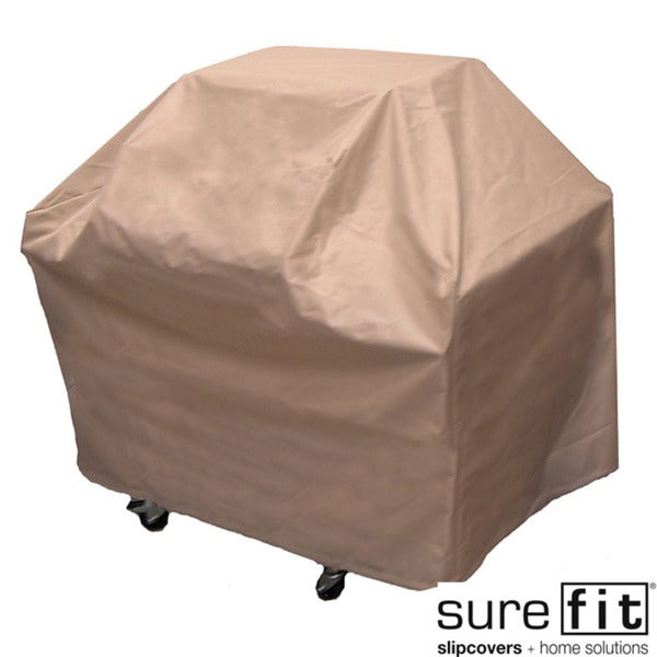Sure Fit Taupe Small Grill Cover