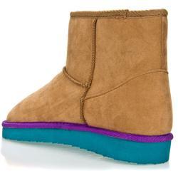 I-Comfort Short Neon Boot