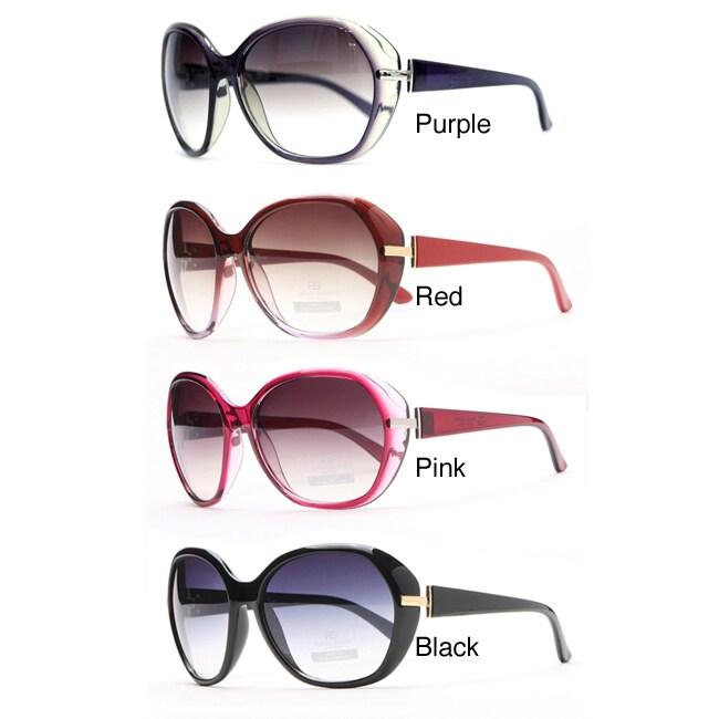 Anais Gvani Women's AG-U011 Round Sunglasses