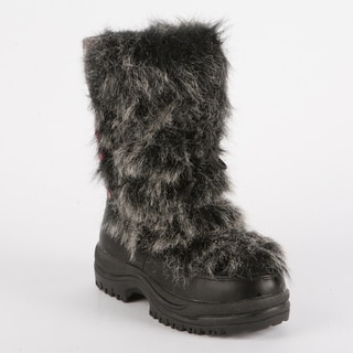 Muk Luks Massak Highland Nordic Short Snow Boot