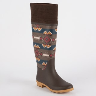 Muk Luks Rainey Southwest Rainboot