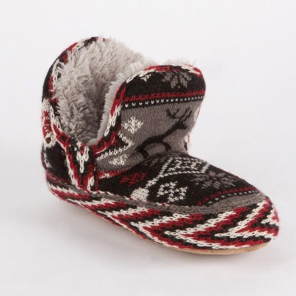 Muk Luks 'Amira' Igloo Slipper Boot