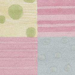 Safavieh Handmade Children's Spaces New Zealand Wool Rug (8' x 10')