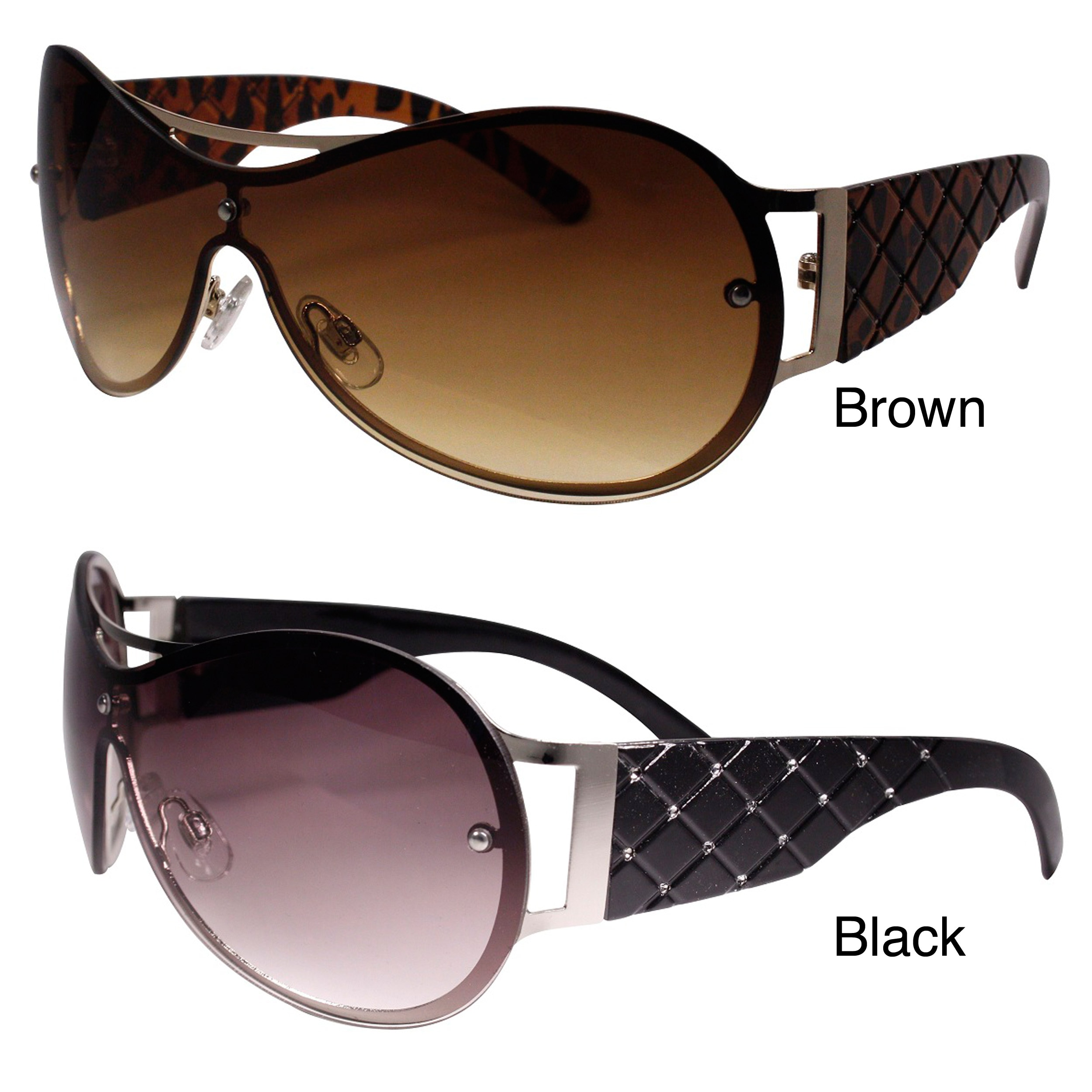 Women's Hotties Wide Lense Fashion Sunglasses