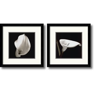 Calla Framed Art Print Set