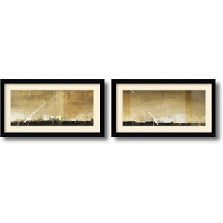 Sebastian Alterera 'Arch Light' Framed Art Print Set