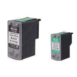 Black Ink/ Color Ink for Canon MP190/ MP210/ MP470/ MX300/ MX310