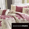 Madison Park Emily 6-Piece Duvet Cover Set