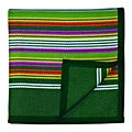 Bocasa Green Sunrise Indoor/Ourdoor Blanket