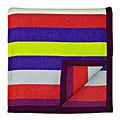 Bocasa Multi-berry Sunrise Indoor/Outdoor Blanket