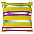 Bocasa Yellow Sunrise Cushion