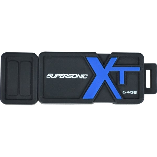 Patriot Memory 64GB Supersonic Boost XT USB 3.0 Flash Drive
