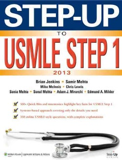 Step-Up to USMLE Step 1: 2013