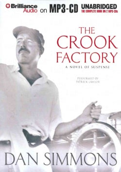 The Crook Factory (CD-Audio)