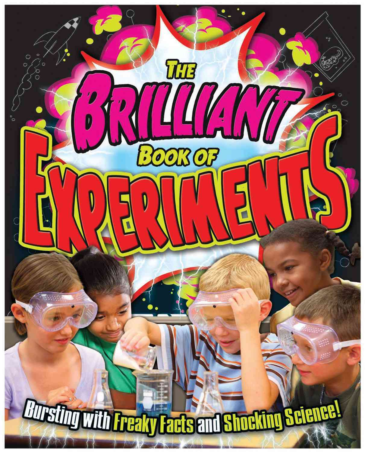 The Brilliant Book of Experiments (Paperback)