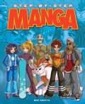 Drawing Manga Step-By-Step (Paperback)