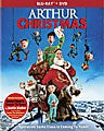 Arthur Christmas (Blu-ray/DVD)