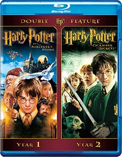 Harry Potter: Years 1 & 2 (Blu-ray DIsc)