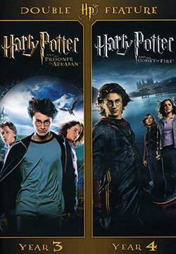 Harry Potter: Years 3 & 4 (DVD)