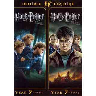 Harry Potter: Year 7 Parts 1 & 2 (DVD)
