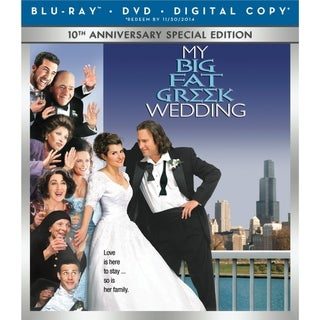 My Big Fat Greek Wedding (Blu-ray/DVD)
