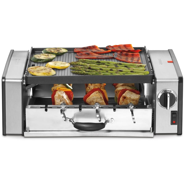 Cuisinart GC-15 Griddler 1000-watt Centro Compact Grill