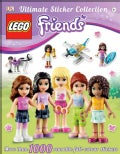 Lego Friends Ultimate Sticker Collection (Paperback)