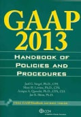 GAAP Handbook of Policies and Procedures 2013