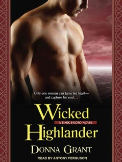 Wicked Highlander (CD-Audio)
