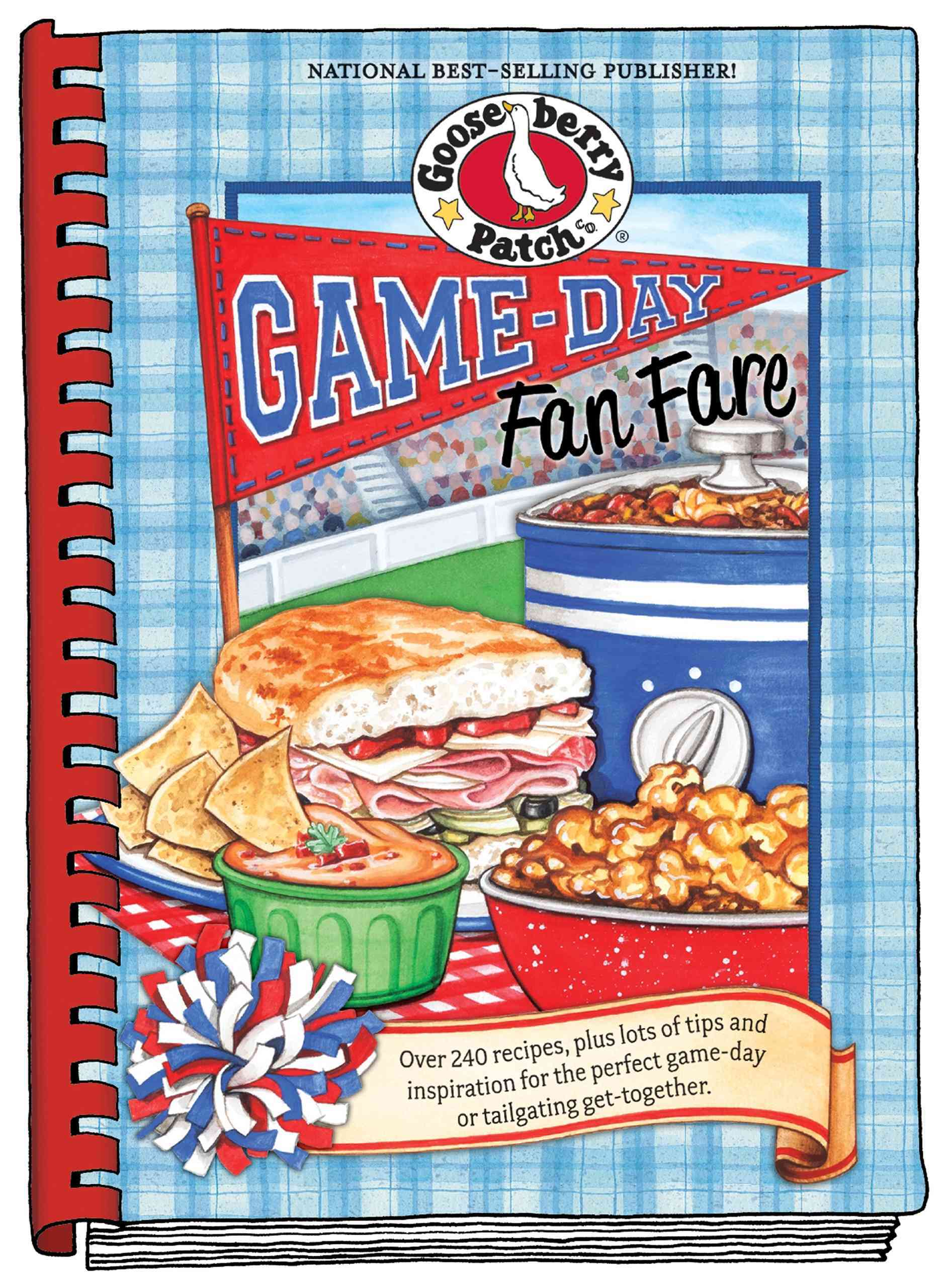 Game-Day Fan Fare (Hardcover)